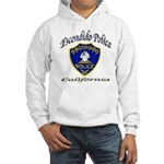 Escondido Police Hooded Sweatshirt