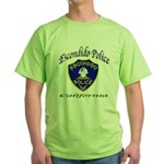 Escondido Police Green T-Shirt