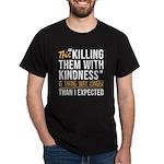 Hollywood Sign Organic Women's T-Shirt