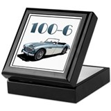 Cool Automobiles Keepsake Box