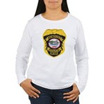 Newport MN Police Women's Long Sleeve T-Shirt