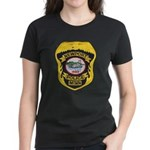 Newport MN Police Women's Dark T-Shirt