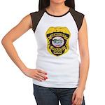 Newport MN Police Women's Cap Sleeve T-Shirt