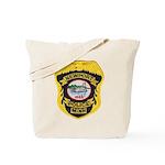 Newport MN Police Tote Bag