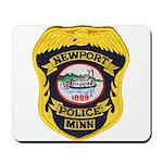 Newport MN Police Mousepad