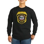 Newport MN Police Long Sleeve Dark T-Shirt