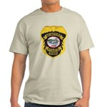 Newport MN Police Light T-Shirt