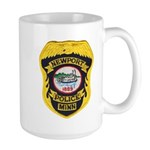 Newport MN Police Large Mug