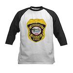 Newport MN Police Kids Baseball Jersey