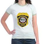 Newport MN Police Jr. Ringer T-Shirt