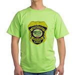 Newport MN Police Green T-Shirt