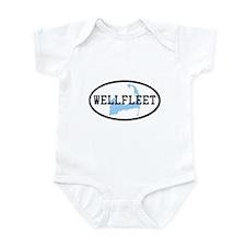 Wellfleet Infant Bodysuit