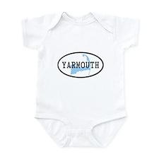 Yarmouth Infant Bodysuit