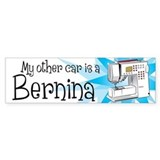 Bernina Car  Bumper Sticker