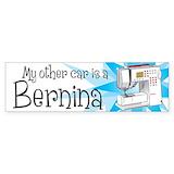 Bernina Car Bumper Sticker