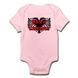 Baby Shqipe Onesie