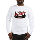 St. Louis Cornhole Long Sleeve T-Shirt