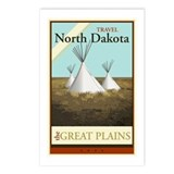 North dakota Postcards