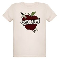 Sword & Apple Organic Kid's T-Shirt