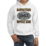 Manufactured 1963 Jumper Hoody