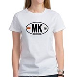 Macedonian Euro Oval Tee