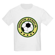 South Africa Soccer T-Shirt