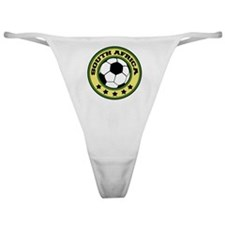 South Africa Soccer Classic Thong