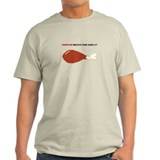 Warrior needs food badly! T-Shirt