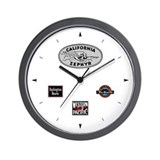 Zephyr Wall Clock