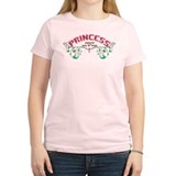Christian womens t-shirt: Princess