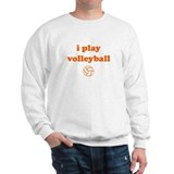 Unique Volleyballer Sweatshirt