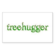 Treehugger Decal