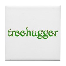 Treehugger Tile Coaster