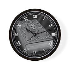 Liber Tenebrarum Wall Clock