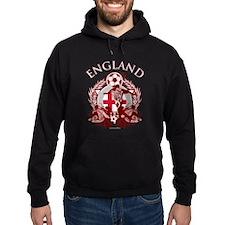 England Soccer Hoodie