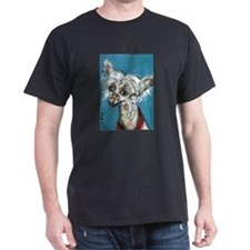 Portrait of a Chinese Crested T-Shirt