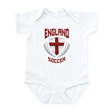 Soccer Crest ENGLAND Onesie