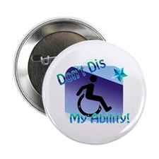 """Disable This!"" 2.25"" Button"