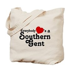 Everybody Hearts a Southern G Tote Bag