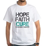 Cure Ovarian Cancer  Shirt