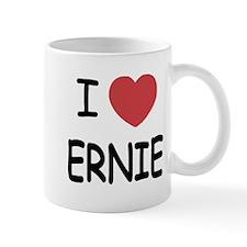 I heart Ernie Mug