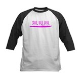 Crawl, Walk, Kayak(Pink) Tee