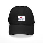 Republican Working Hard Black Cap