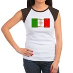 Ski The Alps Torino Italy Women's Cap Sleeve T-Shi