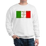 Ski The Alps Torino Italy Sweatshirt