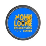 John Locke Rehab Center Wall Clock
