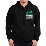 Celtics Thing Zip Hoody