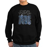 Cairn Terrier DUDE Sweatshirt
