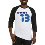 Dad Father Grandfather Papa G Baseball Jersey