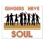 Gingers Have Soul Small Poster